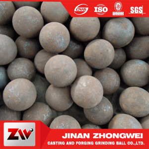 High Quality Grinding Media Grinding Ball by Chinese Manufacturer pictures & photos