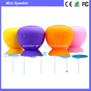 Mini Mushroom Bluetooth Speaker for Phones