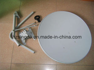 Ku Band satellite dish antenna universal with SGS Certification pictures & photos