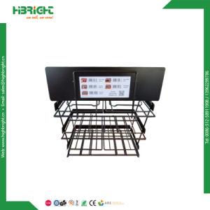 Gift Card Display Stand Floor Rack Store Fixtures pictures & photos
