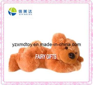 Plush Stuffed Orange Dog Toy pictures & photos