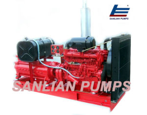 Diesel Engine Fire Water Pump (D, DG) pictures & photos