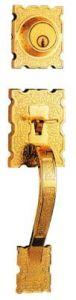 Zinc Alloy Door Lock (JM-8303) pictures & photos