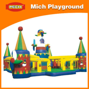 Children Inflatable Bounce-Outdoor Playground Equipment pictures & photos