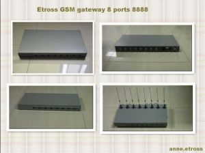 8 Ports GSM FWT/Gateway/Fixed Wireless Terminal 850/900/1800/1900MHz pictures & photos