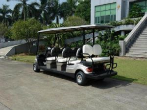 8 Seats Electric Passenger Cart with Ce Certificate pictures & photos