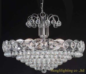Crystal Chandelier (HLH-22052-10+5) pictures & photos