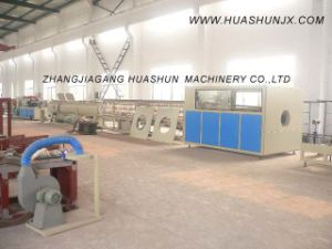 Plastic PVC Pipe Making Machine for Building pictures & photos