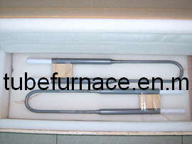 1800 C U Type MoSi2 Heating Element