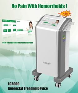Newest Touch Screen LG2000 Anorectal Treating Device pictures & photos