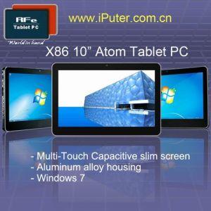 10 Inch Atom Windows Tablet PC (ET1001)