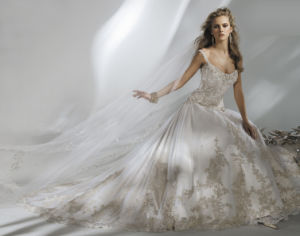 Wedding Dresses S025