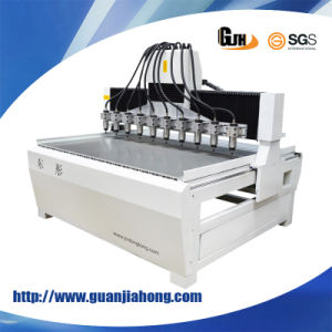 Multi-Head CNC Router Machine (DT1813-10) pictures & photos