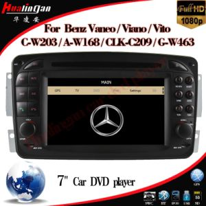 Car DVD Player for Mercedes-Benz Vaneo (2006 Onwards) GPS Navigation pictures & photos