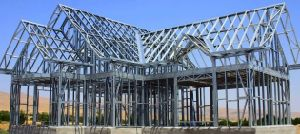 Galvanized Steel Structure Workshop/ Warehouse pictures & photos