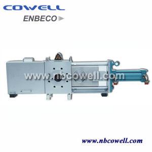 Single Plate Duplex Hydraulic Screen Changer Melt Filter