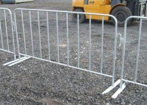 Steel Barricade/Control Barrier pictures & photos