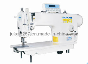 High-Speed Lockstitch Sewing Machine with Automatic Thread Trimmer--Juk7288d