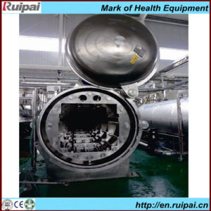 Full Water Rotary Type Sterilizer pictures & photos