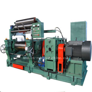 Rubber Mixing Mill/Rubber Mixing Machine/ 2 Rolls Mill (XK-450) pictures & photos