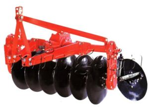 Driven Disc Plough for 40HP 45HP 50HP 60HP 4 Wheels Tractor 1lyq-622 pictures & photos