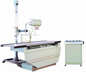 Xm-F100DC II 100mA Medical Diagnostic X-ray Machine pictures & photos