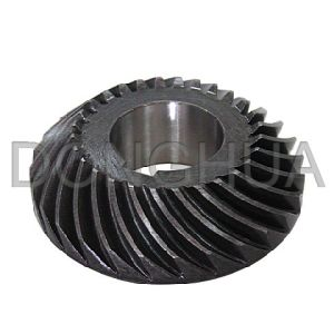 DIN Standard Spiral Bevel Gear pictures & photos