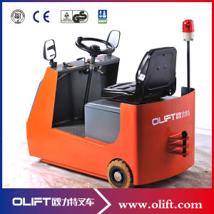 Electric Towing Tractor (TQ20- 2 Tons)