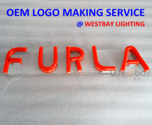 OEM LED Neon Logo with Your Design