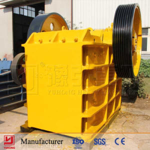 2016 Yuhong Best Quality Rock Crusher Hot Selling pictures & photos