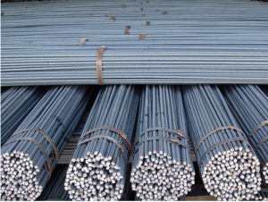 Hot Rolled HRB400 Deformed Steel Bar Steel Rebar From China pictures & photos