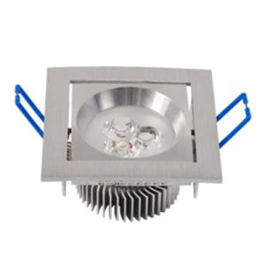 LED Ceiling Lights 3W Square LED Light pictures & photos