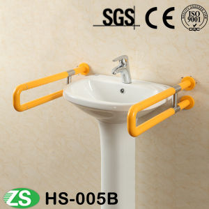 Top Quality Bathroom Nylon Lift-up Support Grab Handle pictures & photos