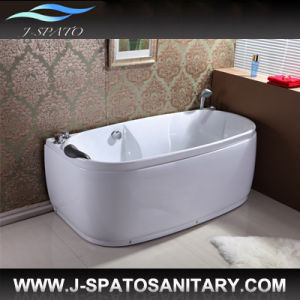 New European Style One Person Jacuzzi Bathtub, Jacuzzi Js-8015 pictures & photos