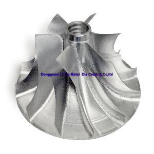 Impeller/Die Casting/Zinc Alloy/Aluminium Alloy pictures & photos
