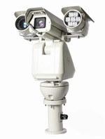 HD IP High Speed Pan Tilt Camera with Laser Light pictures & photos