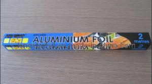 Household Aluminum Foil Roll 2m X 45cm for UK Market