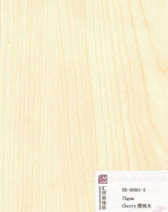 Cherry Impregnated Paper (HB-40901-3)