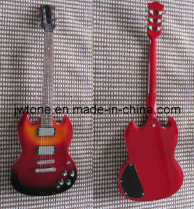 Popular Color Painting Custom Sg Electric Guitar pictures & photos