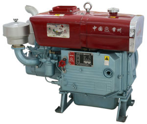 ISO9001 Approved Single Cylinder Diesel Engine (ZS1100) pictures & photos