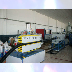 Plastic Machine-PE Carbon Spiral Corrugated Pipe Extrusion Line pictures & photos