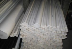 100% Pure PTFE/Teflon Rod for Gasket Seals pictures & photos