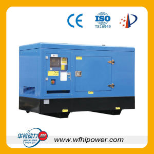 120kVA Silent Generator/Diesel Genset - Low Noise pictures & photos