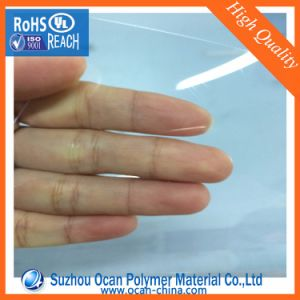 0.5mm Clear PVC Sheet for Thermoforming Helmet pictures & photos