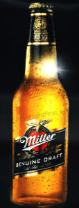 Miller Beer 3D Card (3D086) pictures & photos