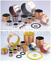 Metal-Polymer Self-Lubricating Bearings (SF-1, SF-1B, SF-1S, SF-2, SF-2Y, SF-2B)