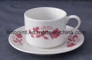 Porcelain-Cup & Saucer