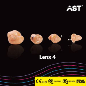"Custom-Made Hearing Aid -""Lenx 4e"""