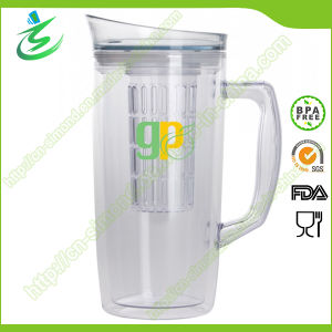 35 Oz Hot-Selling Water Pitchers with The Infuser and Handle pictures & photos