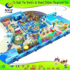 Top Amusement Park One Stop Supplier Railway Train Kids Play pictures & photos